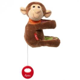 sigikid ® Hanging music box monkey